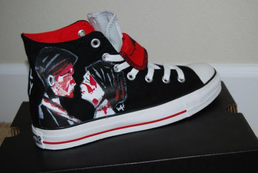 custom shoes - part one by wnhsr