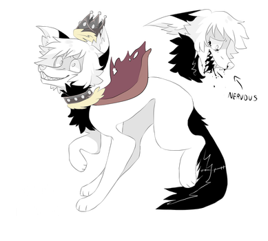 OC - King Never by JeffTheIronic