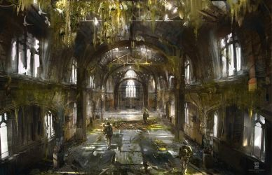 20160424 Abandoned Psdelux by psdeluxe