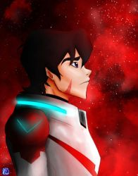 Red Paladin by Cryonisia