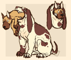 (Closed) Dog-Eat-Dog Adopt by eerieN00dle