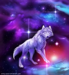 White fang constellation by Static-ghost