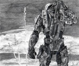 -HALO 3- I think we lost him by Kamino185