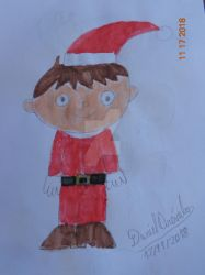Greg in christmas by 1987arevalo