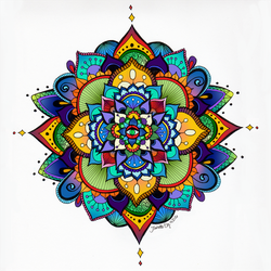 mandala-COLOR by ArcaneAvis