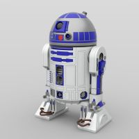 R2D2 DS HDRI by VanishingPointInc