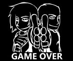 GAME OVER by Reapinginprogress