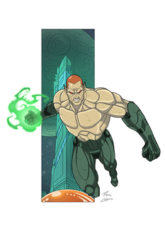 Amazo commission by phil-cho