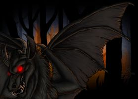 The Jersey Devil by Wavestorm101