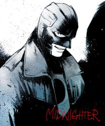 Midnighter by Haining-art