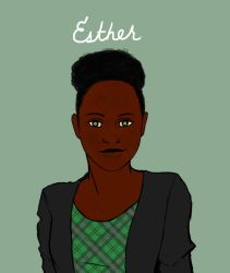 Esther by GalaxyCalotype