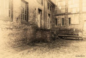 Old warehouses by wiwaldi24