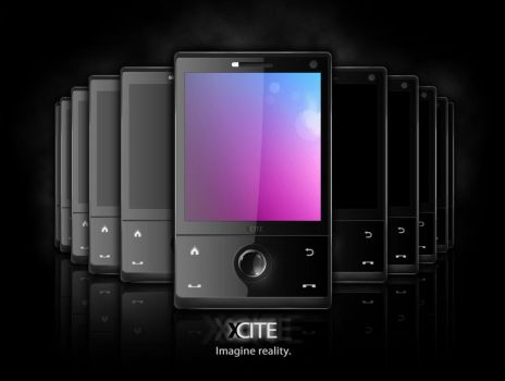 XCITE Mobile Phone by IdiocyX