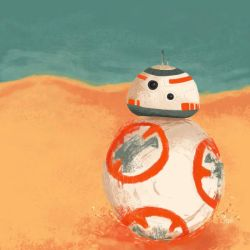 BB8 by Monstruonauta