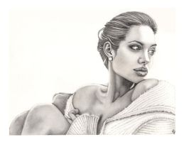 Angelina Jolie by EverIris