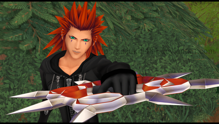 [MMD] Axel - DL!!! by Otzipai-Art