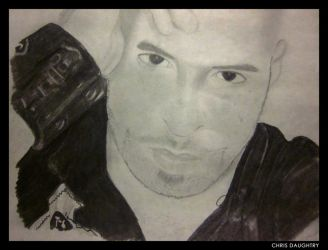 Chris Daughtry by aphidity21