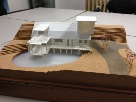Architectural model. by MrNeon