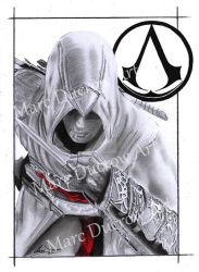 Assassins Creed by Marc Ducrow by MarcDucrow