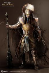Assassin's Creed Origins: Curse of the Pharaoh 25 by satanasov