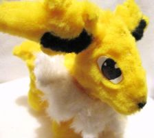 Jolteon plush SOLD by Keikoku147