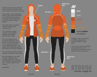 RTD 09d Character design costume (paper doll) by IRealTidyDesignI