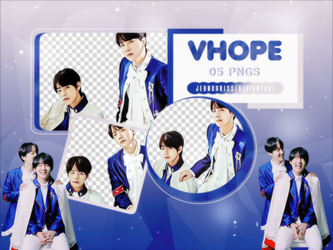 PNG Pack|Vhope #2 (BTS) by jeongukiss