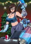 Xmas Mei is Bae