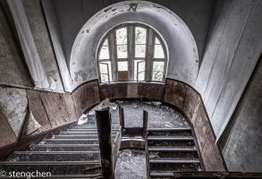 Stairs of Light by stengchen