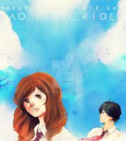 Blue Spring Ride by meru90