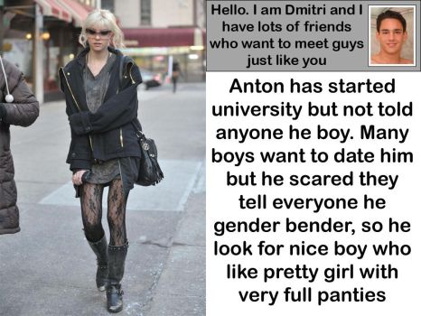 Dmitr's Dating-Anton by 9Bob