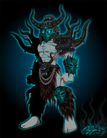 Legion Shaman by Xzeromus