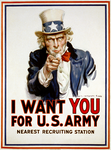 I Want You for U.S. Army rst'n by AdamCuerden