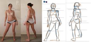Character Design: Gesture Drawing by lily0127