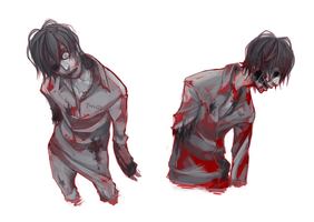 More zombiesss by Naimane