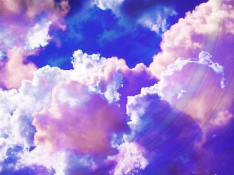fantasy in the clouds by mysteriousfantasy