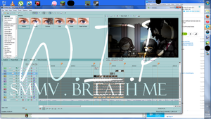 WIP: {SMMV} Breath Me. by iixCandy