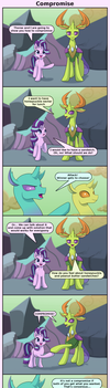 Compromise by FrenkieArt