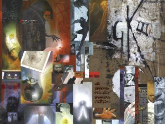 Gabiel Knight III collage by pellicle