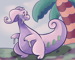 Goodra by Pastel-Core