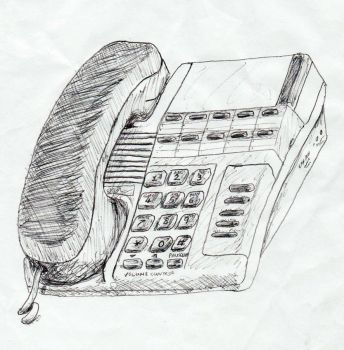 Telephone by telephone-line