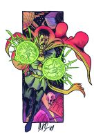 The Good Doctor -Strange- by dio-03