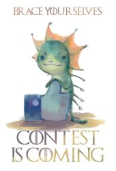 Contest  Is Coming by Ivernalia