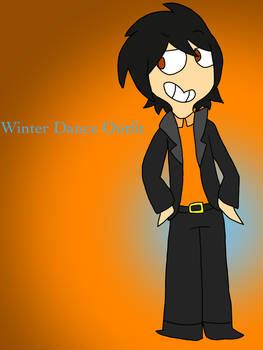 Clarence's Winter Dance Outfit by PageAuthor