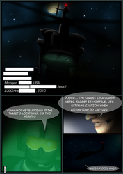 SCP Pg.1 by WarlordPete