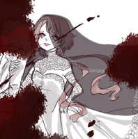 Old Wedding Picture by AnjuDere