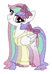 MLP OC Canon Style Lollipop Sunset by SK-REE