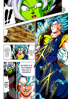 Dragon Ball Super Manga 23 color (version 2) by bolman2003JUMP