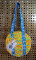 Wilco Circle Bag! by Criddlebee