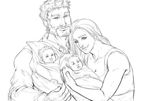 Family by saniika
